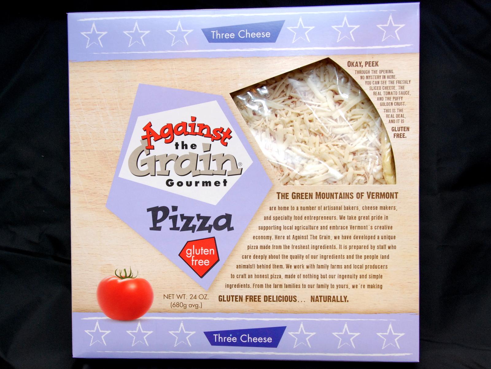 case against frozen foods